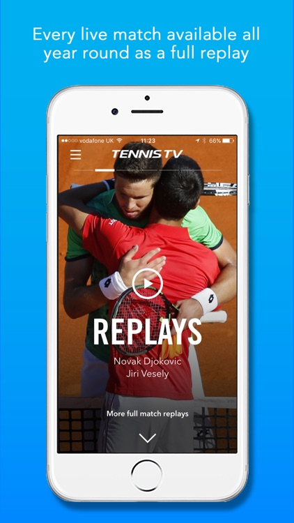 Tennis TV - Live Streaming