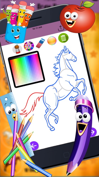 How to Draw Horses screenshot-4