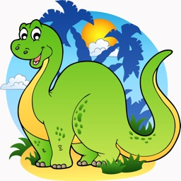 Dinosaur Jigsaw Puzzle For Kids Free