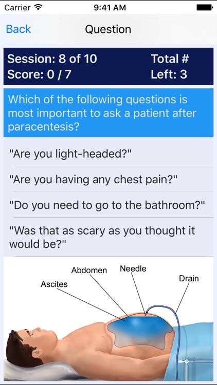 Oncology Nursing (OCN) Review screenshot-4