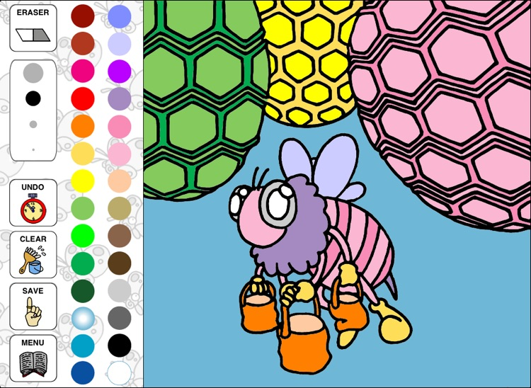 Insect Coloring ~Bugs in Wonderland~