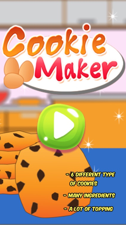 Cookie Maker - Cooking Game