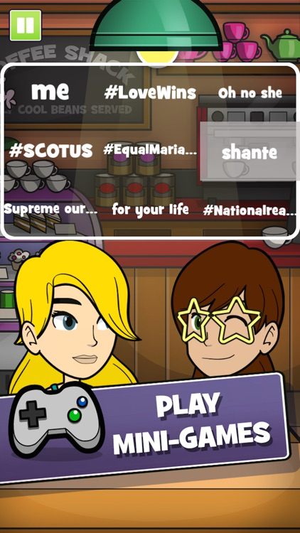 Meet Play Love - An Online Social Dating Game screenshot-4