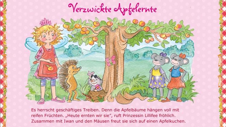 Prinzessin Lillifee: Süße Feen-Geschichten - Band6 screenshot-0