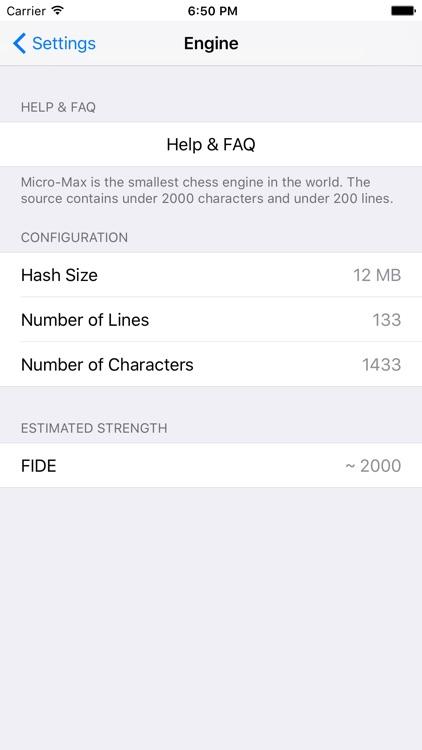 Chess Mini screenshot-4