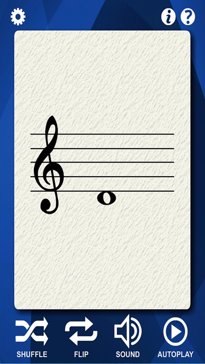 French Horn Flash Cards