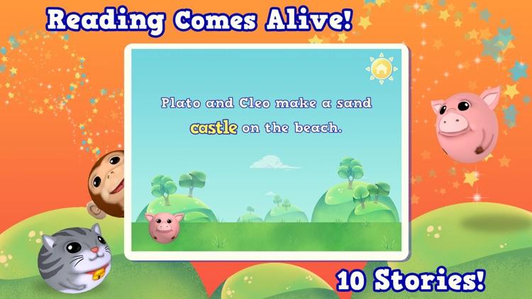 Alphabet Stories - Pre-K Games & Learning