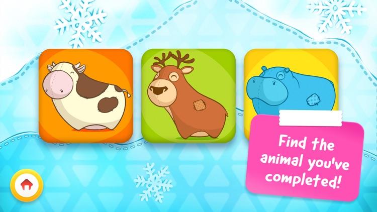 Toddler Animal Puzzle – Game for children (Free) screenshot-3