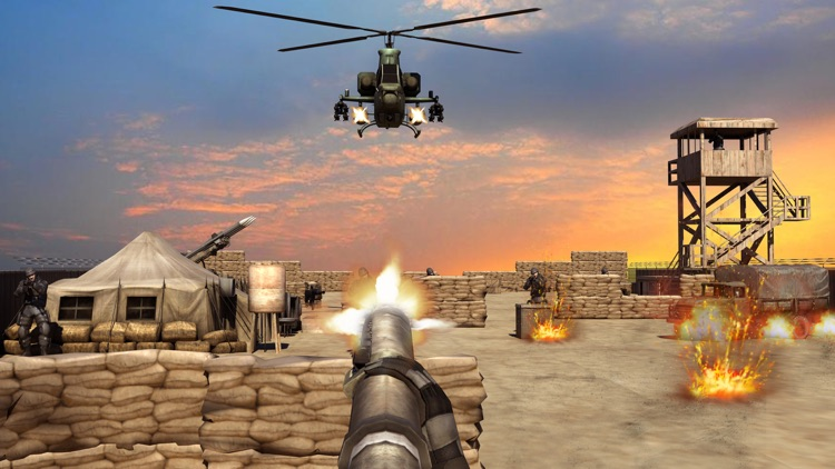 Sniper Shooter 3d games screenshot-3