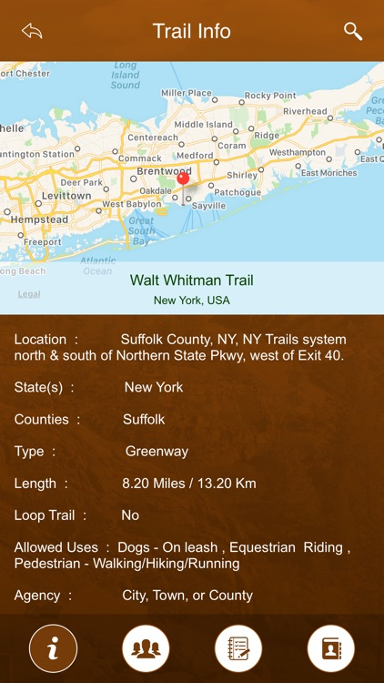 New York Trails screenshot-3