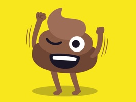 Happy Poo: Stickers by EmojiOne