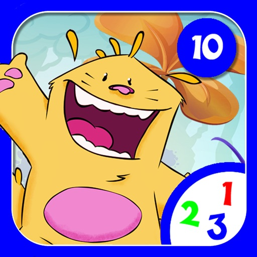 Learn the numbers - Buddy's ABA Apps