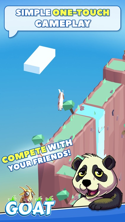 GOAT! Jumping Adventure Arcade Game