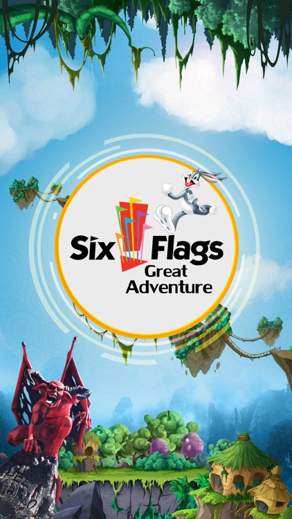 Best App for Six Flags Great Adventure