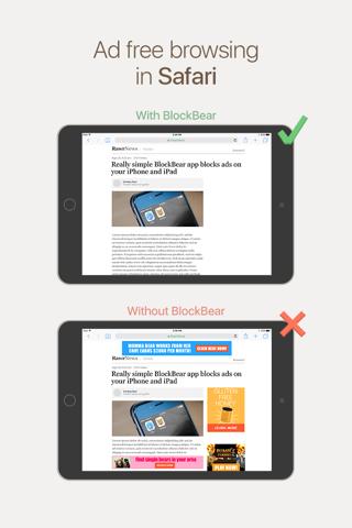 BlockBear! - náhled