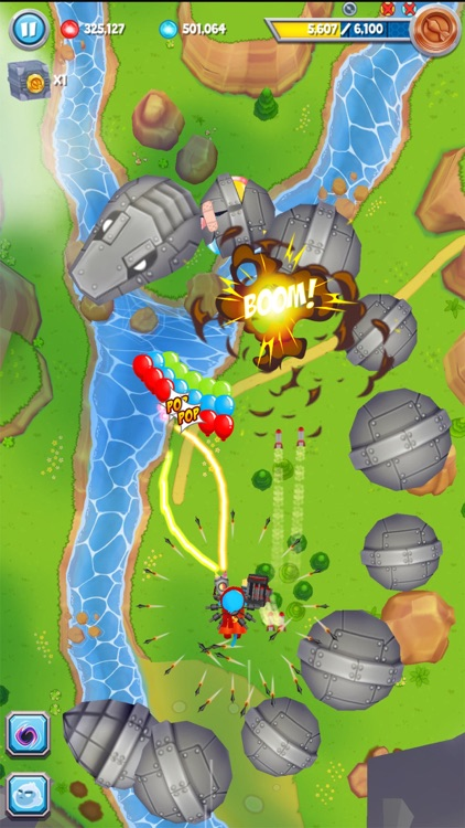Bloons Supermonkey 2 screenshot-3
