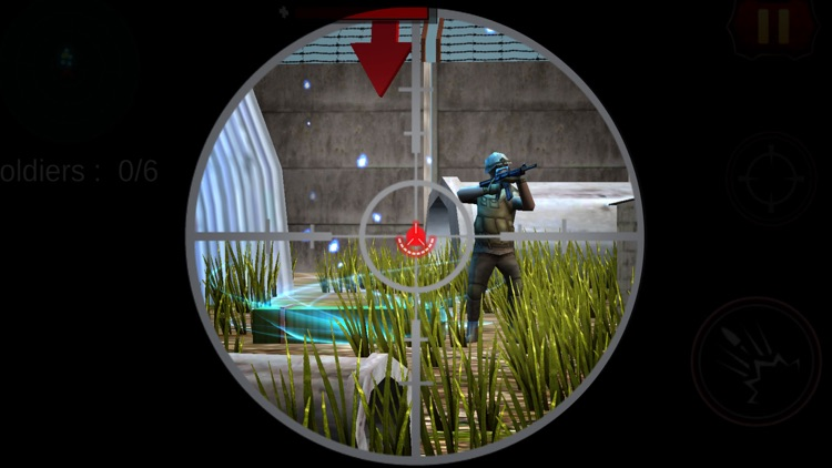 Commando Battle Sniper Shooting - Frontline Pro screenshot-2
