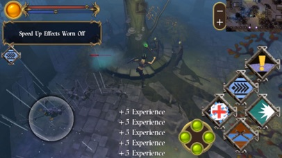 Screenshot from The Barbarian