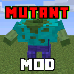 Mutant Creatures Mods for Minecraft PC Edition app