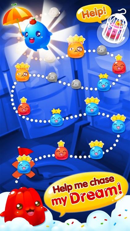 Jelly Mania HD screenshot-3
