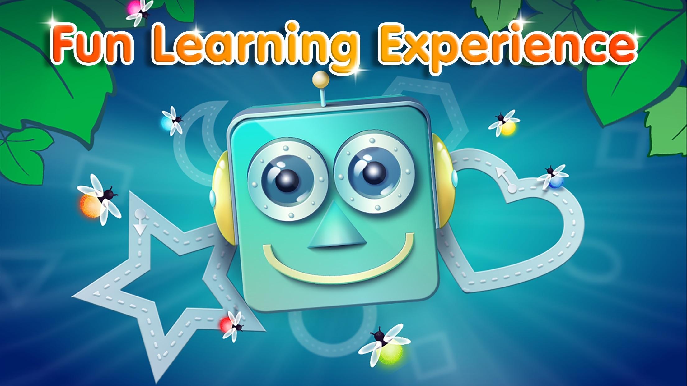 Preschool & Kindergarten learning kids games free Screenshot