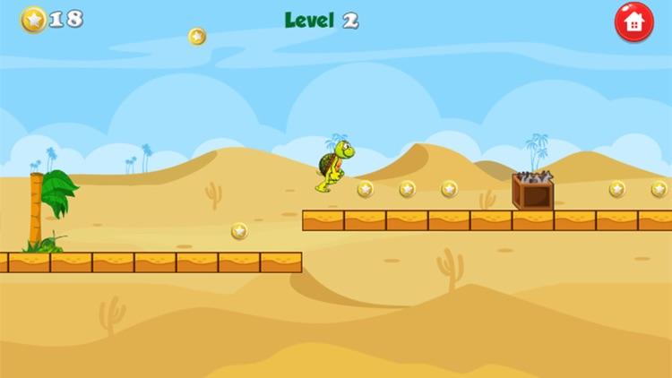 Tortoise Run Adventure For Kids screenshot-3