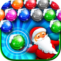 Bubble Shooter - Christmas Mania