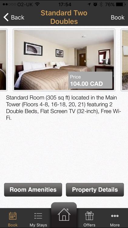 Sandman Hotel Group screenshot-3