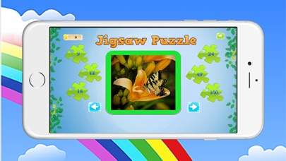Butterfly Jigsaw Puzzle Game - Amazing Butterflies Puzzle
