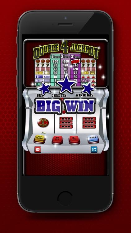 Double 4 Jackpot Slot Machine