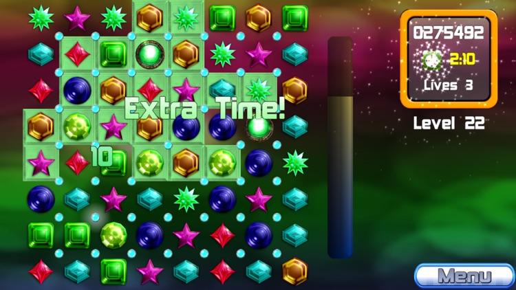 Gem Twyx Mania : Twist blast and jam 3 jewel cubes screenshot-3
