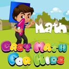 Math addition and subtraction easy for kids games icon