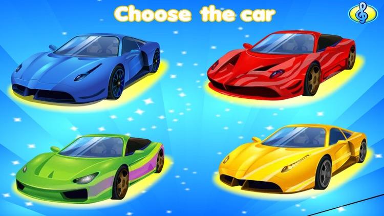 Repair Sports Car screenshot-4