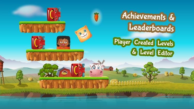 Square Borne Farm Free - Fun Physics for Everyone! screenshot-3