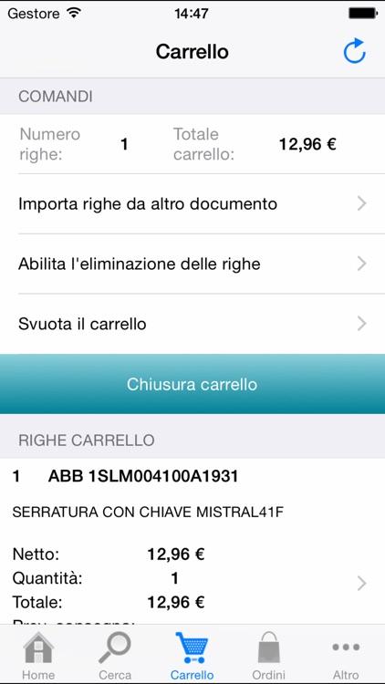 Elfi Mobile Order screenshot-3
