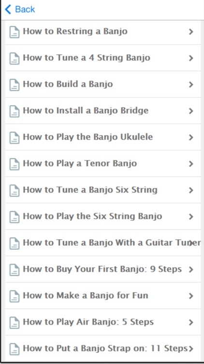 Banjo - Learn How To Play Banjo Easily