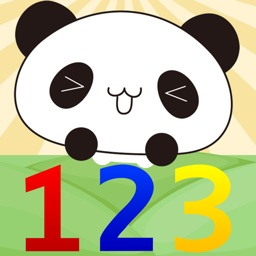 1 2 3 Words Baby Learn English Numbers Flash Cards