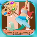 Draw Games Mermaid Version