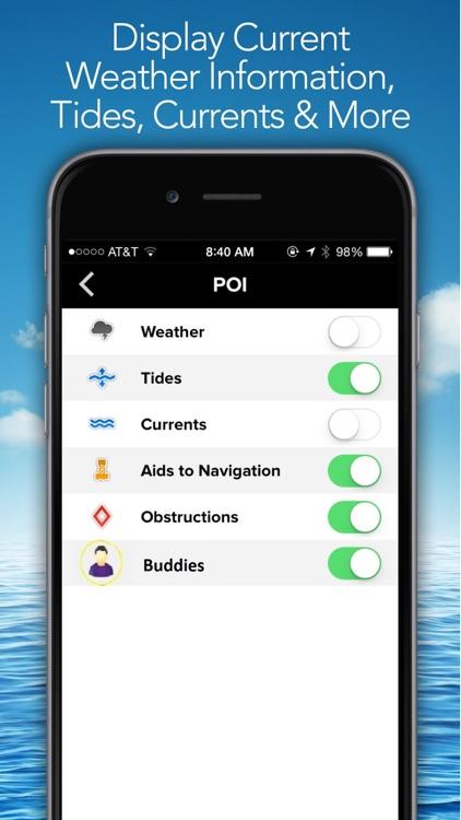 PRO CHARTS™ - Marine Navigation / Nautical Charts screenshot-3