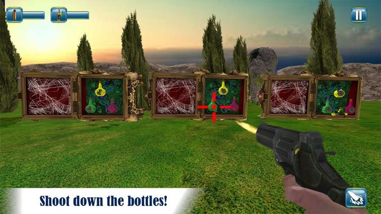 Bottle Shooting Expert 3D screenshot-4