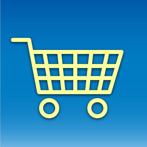 Shopping Share - Grocery shopping list app logo