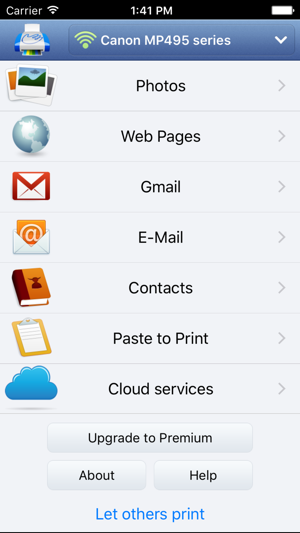 PrintHand Mobile Print on the App Store