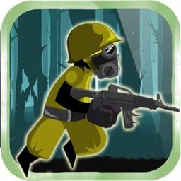 Frontline commando run - modern combat