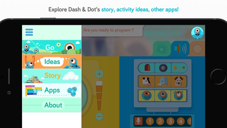 Go for Dash & Dot Robots screenshot-3