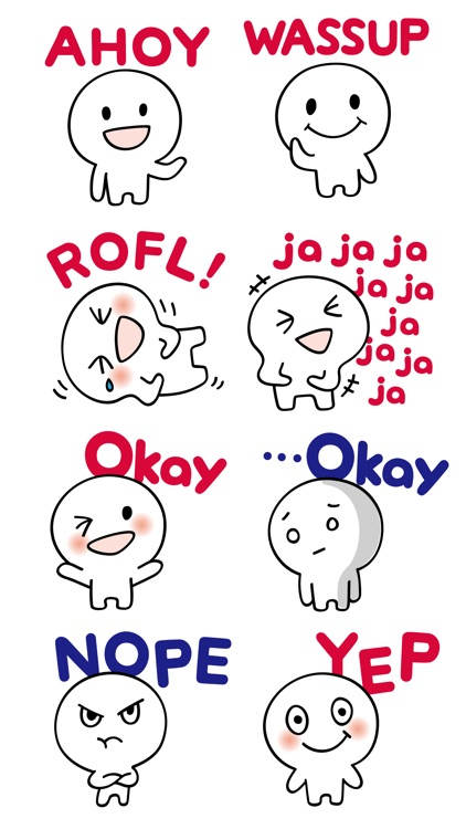 SLANG Stickers