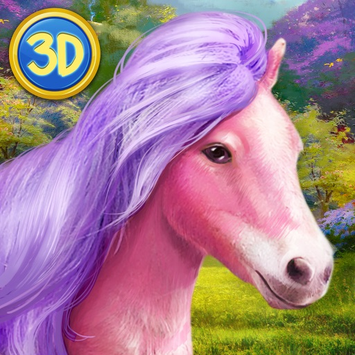 Farm Pony Simulator: Animal Quest 3D