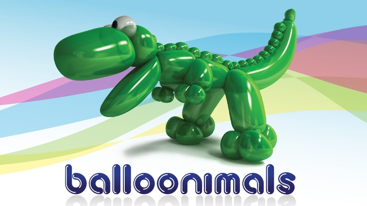 IDEOko Balloonimals screenshot-4
