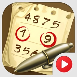 Sunny Seeds - Number puzzle game