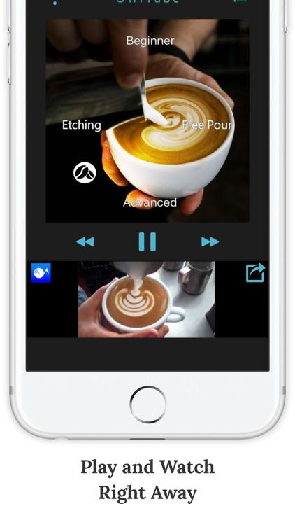 SwiLife - Latte Art Video Channel