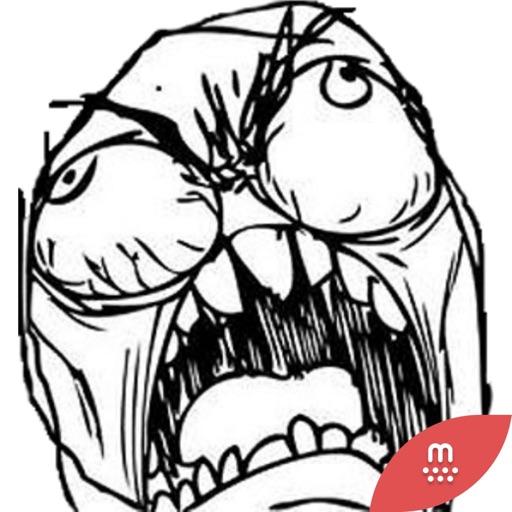 Joemoji: Meme stickers by Joemoji for iMessage